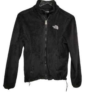 North Face Black Fleece Jacket S